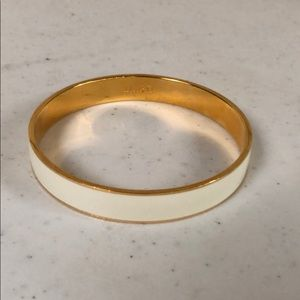 White jcrew bracelet